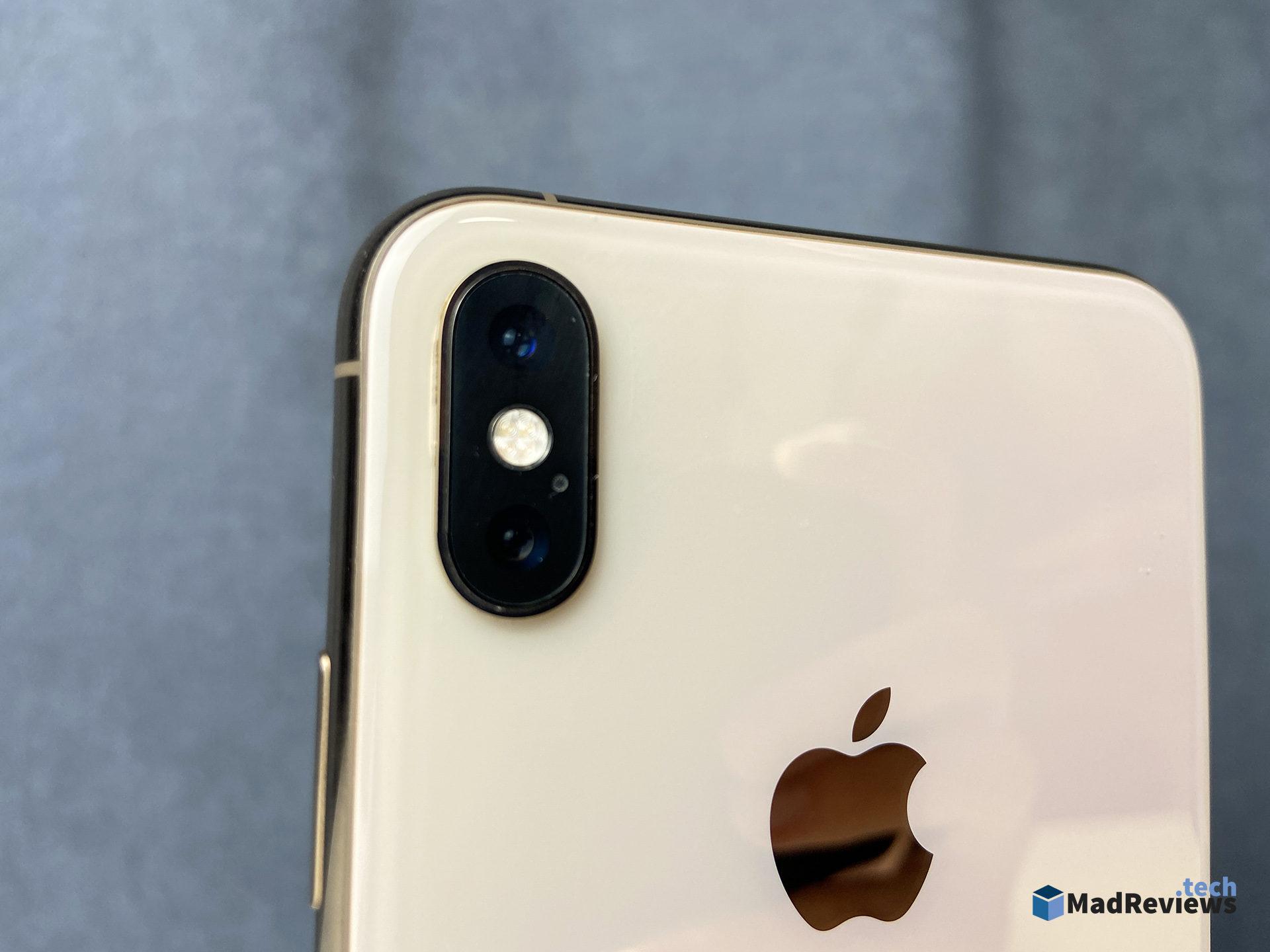 iPhone XS Max камера